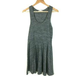 Forever 21 L Knit Shirt Dress Fit Flare Sleeveless
